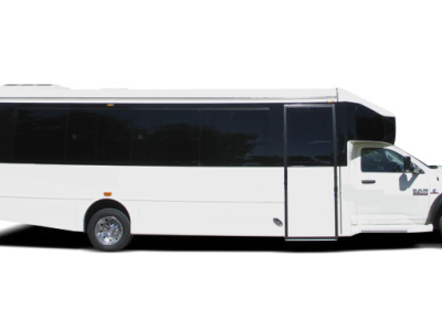 King 28 Passenger Executive bus